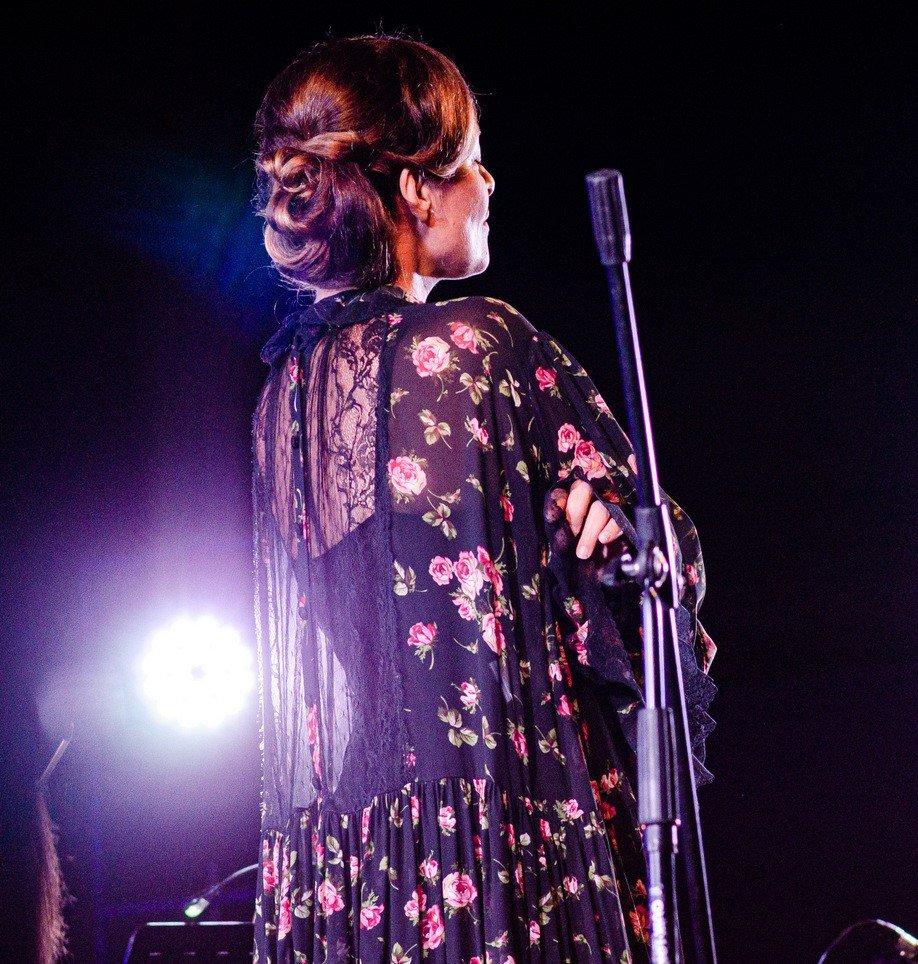 Pilar - Live Alghero - Foto di Gigi Cabbiddu Brau