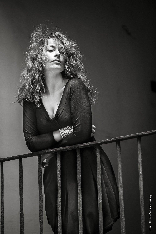 Pilar - Napoli - Ritratto Paolo Soriani